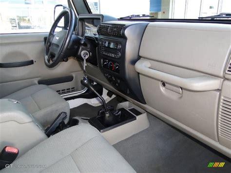 2006 Jeep Wrangler Interior by 2006 Jeep Wrangler Unlimited Rubicon 4x4 Interior Photo