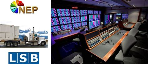mobile production neps ss22 mobile production truck takes a leap into the