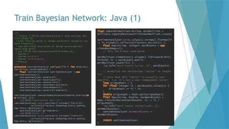 java split pattern quote twitter author prediction from tweets using bayesian network
