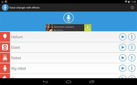 changer for android voice changer with effects soft for android free voice changer with effects