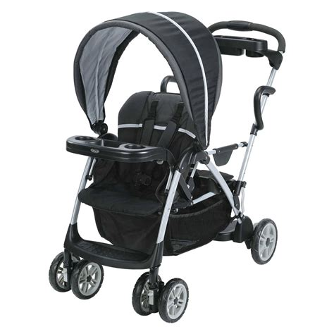 graco room of graco room for 2 stand ride stroller gotham strollers at hayneedle