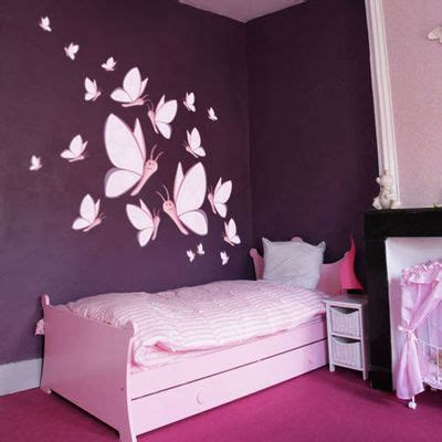stickers deco chambre fille quelle d 233 coration chambre fille stickers