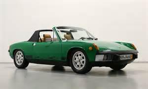 Porsche 914 Green Vintage Corner Archives Page 2 Of 9 Premier Financial