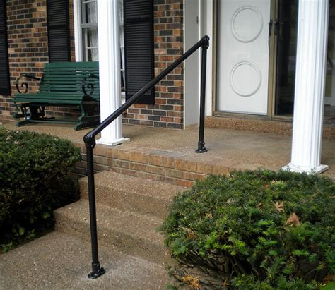 Handrails On Steps Exterior Handrails For Steps Driverlayer Search Engine