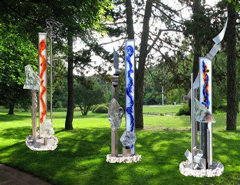 edelstahl skulpturen garten edelstahl skulpturen fur den garten msglocal info