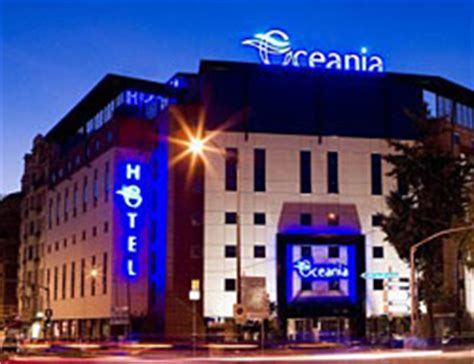 hotel oceania porte de versailles arr 14 15