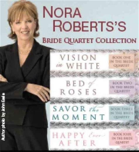Novel Bed Of Roses Nora Bahasa Inggris Fiction quartet collection nora gift ideas brides the o jays