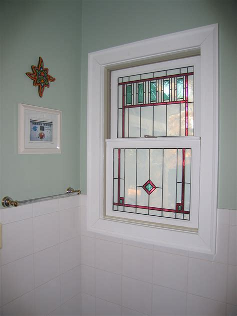 privacy glass windows for bathrooms bathroom window stained glass film bathroom stained glass