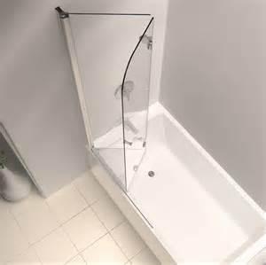 glass frameless hinged bathtub doors useful reviews of
