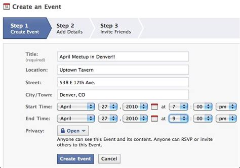 how to create event in facebook messenger on iphone tips how to use facebook messenger as a powerful tool