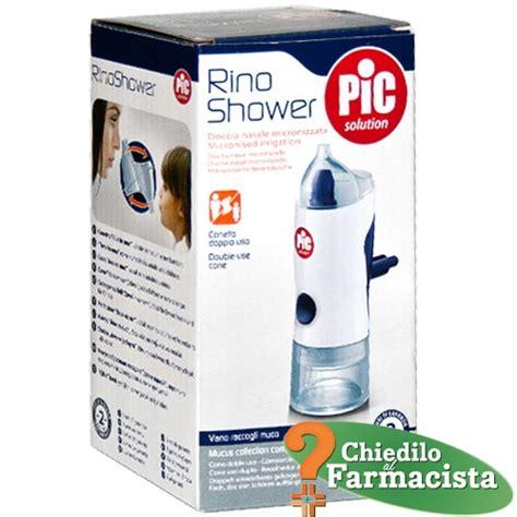 doccia nasale pic elettromedicali pic rino shower doccia nasale