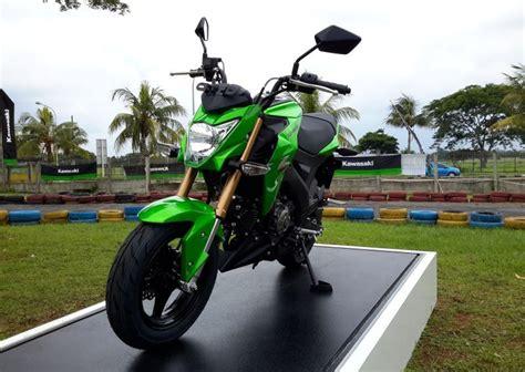 Pro Indonesia kawasaki z125 pro di indonesia aman dari recall okezone news