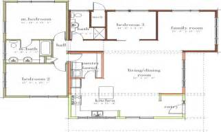 Small House Plans With Open Floor Plan by Small Open Floor Plan Kitchen Living Room Small House Open