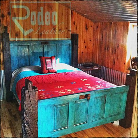 old bed frames 100 year old door and barn beam bed made by lacy dale gray for wa cabin dream home