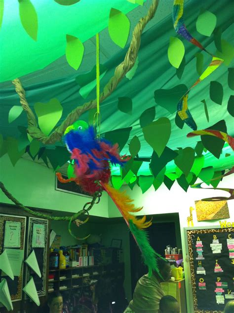 forest theme decorations classroom inspiration cristina celzo from bronx