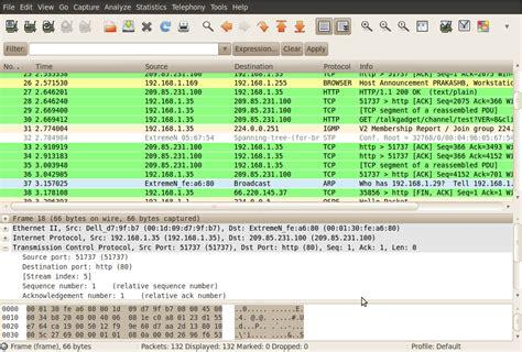 tutorial wireshark 2 0 net works by gnu linux essential utilities for working