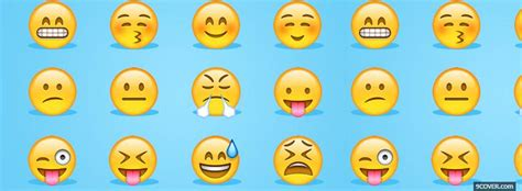 emoji fb emoticon photo facebook cover