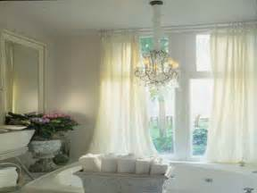 Large Bathroom Window Treatment Ideas » Home Design 2017
