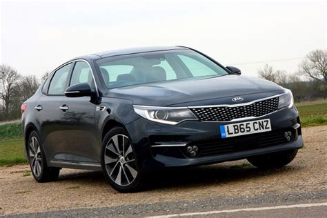 Kia Optima Prices by Kia Optima Saloon From 2016 Used Prices Parkers
