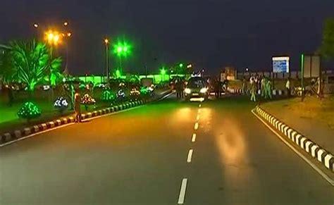 show in surat highlights of pm narendra modi s grand roadshow in gujarat