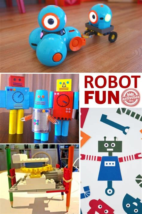robotics for children stem activities and simple coding books best 25 robot kits ideas on diy projects