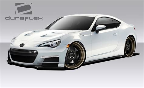 subaru brz black body kit welcome to extreme dimensions item group 2013 2016