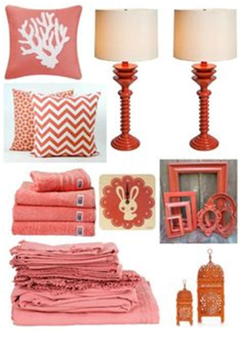 coral color home decor grace gallagher on pinterest