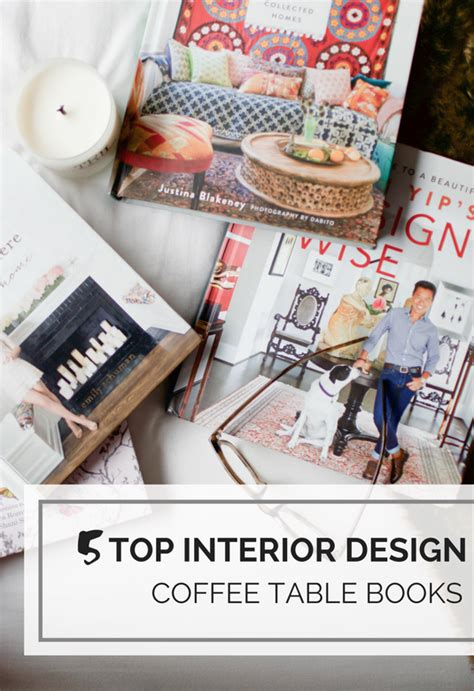 Designer Coffee Table Books 5 Top Interior Design Coffee Table Books Chic Misfits