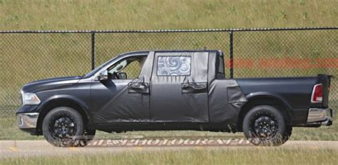2019 Dodge Ram 1500 Mega Cab by 2019 Ram 1500 Mega Cab Redesign And Refreshed