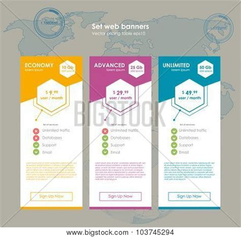 squarespace pricing subscription page ux design price list images stock photos illustrations bigstock