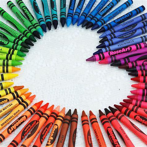 crayon hearts brown fox quot crayon magic quot by eby