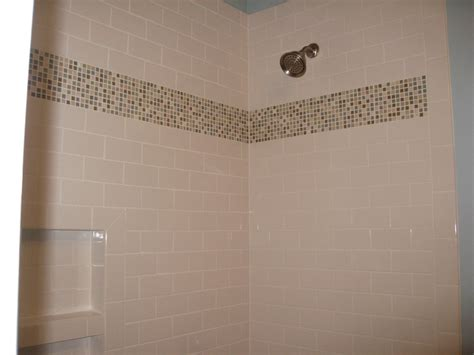 bathroom tile accents guest bathroom tile accents home decorating ideas