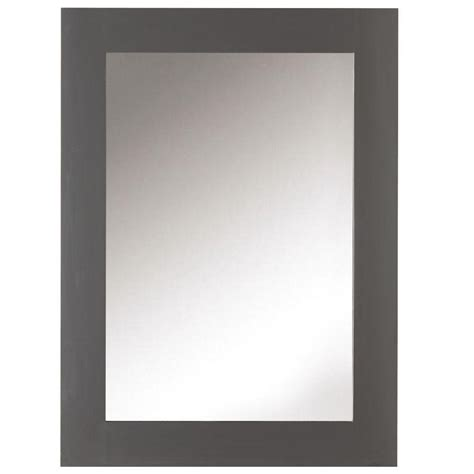 bathroom mirror styles home decorators collection sonoma 30 in l x 22 in w