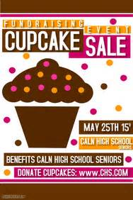 customizable design templates for cupcake sale postermywall