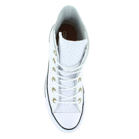 converse high top basketball shoes converse 151249c chuck leather unisex hi top