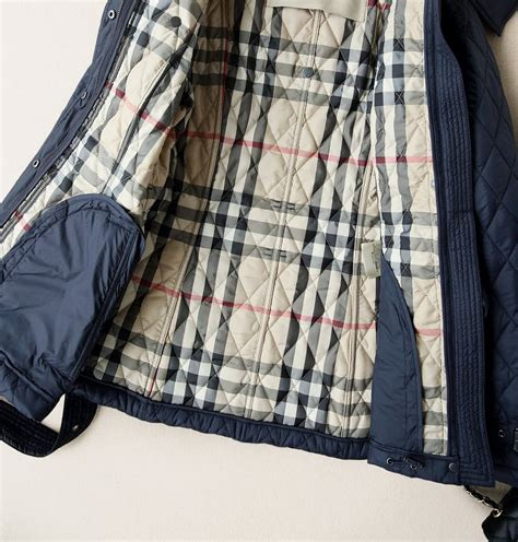 Burberry Quilt by Burberry Brit Finsbridge Quilted Coat