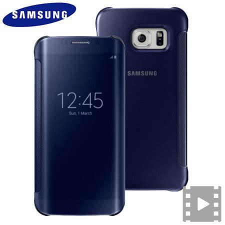 Akatsuki Samsung Galaxy S6 Edge Casing Cover clear view cover samsung galaxy s6 edge officielle bleue avis