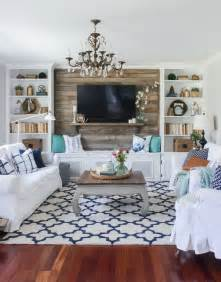 Aqua living rooms pallet walls and home tours on pinterest