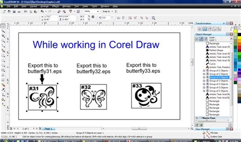 Corel Draw X4 Vs X5 | how to resize many images to same size in height