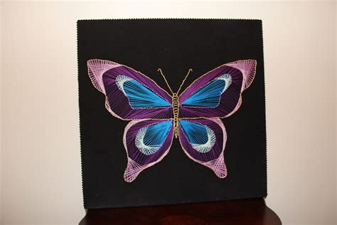 String Butterfly - butterfly string lanae s log
