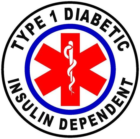 circle alert type 1 diabetic insulin dependent temp