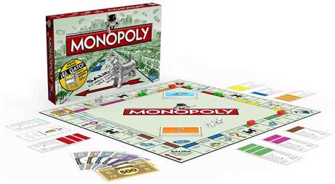 juegos de mesa tu tienda de juegos de mesa monopoly cl 225 sico madrid hasbro c1009 1001juguetes