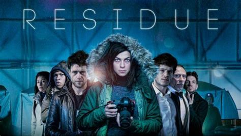 film drama sci fi terbaik residue is an unpolished gem on netflix