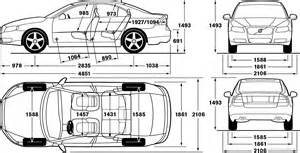 Dimensions Volvo S60 The Blueprints Blueprints Gt Cars Gt Volvo Gt Volvo S80