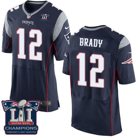 cheap nike patriots 12 tom brady navy blue team color