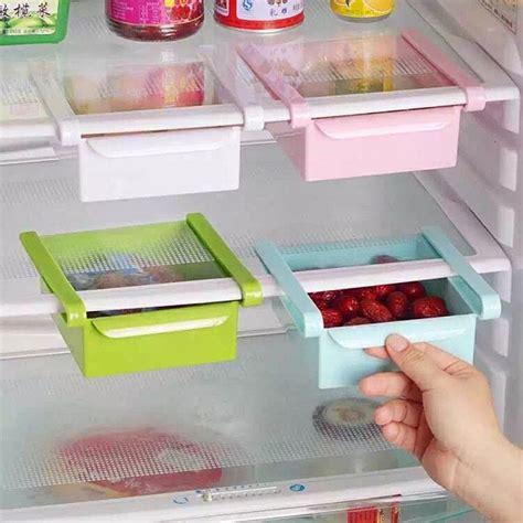 Shelf Save by 1pc Fashion Design Food Storage Tray Kitchen Fridge