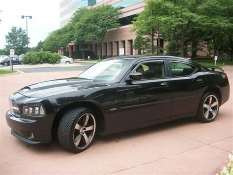 2007 dodge charger hemi engine for sale purchase used 2007 dodge charger r t 4 door 5 7l hemi