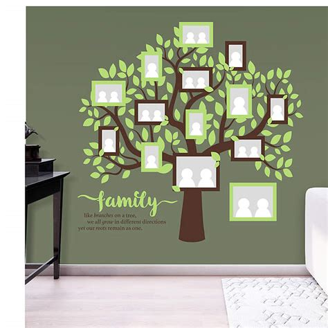 Family Tree Decor by Family Tree Wall Decal Shop Fathead 174 For Wall D 233 Cor