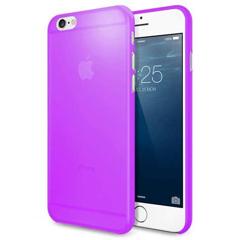 Matte Tipis Thin For Iphone 6 Plus Purple Ungu T0310 1 air skin razor apple iphone 6s plus purple