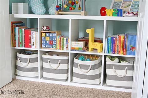 16 Cube Bookcase White Nursery Closet
